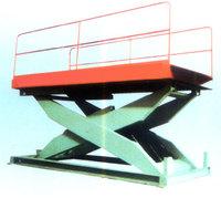 固定式升降装卸台