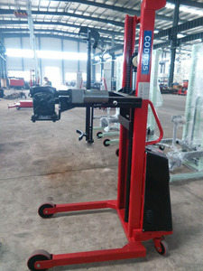 COT0.35D电升电翻油桶车