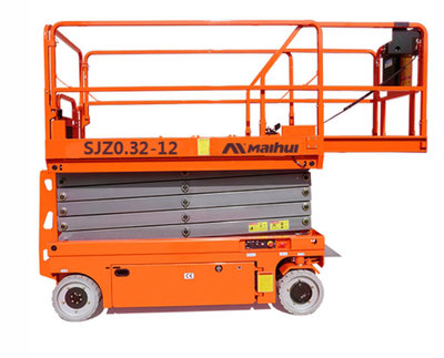 SJZ0.32-12B全自走高空作业平台